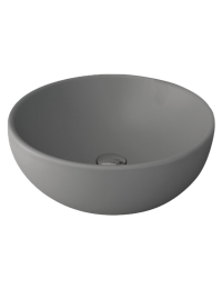 Bocchi Vessel Roma 1119-006-0125 Раковина накладная 45 см, серый