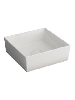 Bocchi Vessel 1173-001-0125 Раковина накладная, белый глянец 001