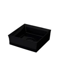 Bocchi Vessel 1173-005-0125 Раковина накладная 38 см, черный