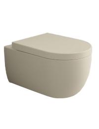 Bocchi V-Tondo 1416-007-0129 Унитаз подвесной, жасмин матовый