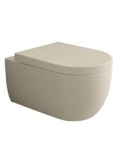Bocchi V-Tondo 1416-007-0129 Унитаз подвесной, жасмин матовый 007