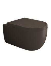 Bocchi V-Tondo 1416-025-0129 Унитаз подвесной, кофейный матовый