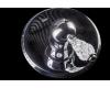 Смеситель для раковины на 3 отверстия Boheme Crystal 265-CRST Хром