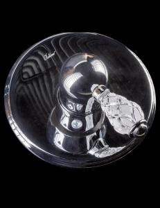 Boheme Crystal Chrome 265-CRST Смеситель встроенный для душа