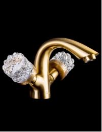 Boheme Crystal Bronza 311-CRST Смеситель для умывальника
