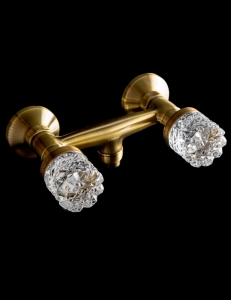 Boheme Crystal Bronze 314-CRST Смеситель для душа