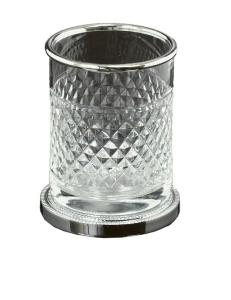 Boheme Crystal 10217-CH Стакан настольный из горного хрусталя