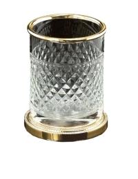 Boheme Crystal 10218-G Стакан настольный из горного хрусталя