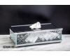 Boheme Crystal 102322-G Салфетница для ванной комнаты (Золото)