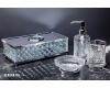 Boheme Crystal 10231-CH Салфетница для ванной комнаты (Хром)