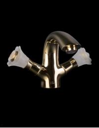 Boheme Camelia Gold 291-Camelia Смеситель для умывальника