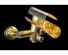 Boheme Hypnose 233-G Каскадный смеситель для ванны Золото