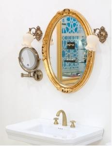 Boheme 511-G Зеркало, золото