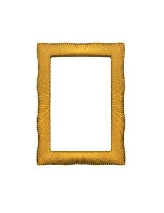 Boheme 521 Зеркало с подсветкой, золото