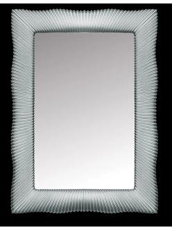 Boheme Soho 527 Зеркало в багетной раме (серебро)
