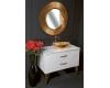 Boheme Shine 528-G Зеркало в багетной раме (золото)