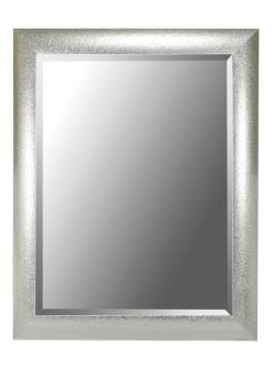 Boheme Wind 532 Зеркало в раме из массива дерева (Серебро)