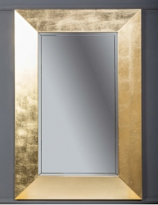 Boheme Chelsea 554 Зеркало с подсветкой, золото поталь