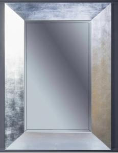 Boheme Chelsea 555 Зеркало с подсветкой, серебро поталь