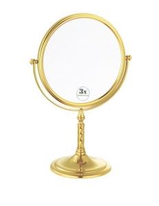 Boheme Imperiale 504 Косметическое зеркало настольное с оптическим увеличением, золото