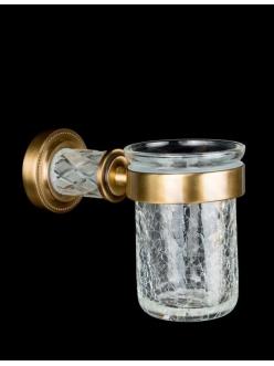 Boheme Murano Crystal 10904-CRST-BR Стакан для зубных щеток (Бронза)
