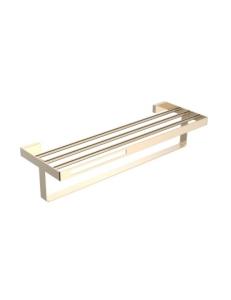 Boheme Q 10947-G Полка для полотенец, золото