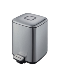 Boheme Q 10948-C Ведро для мусора, хром