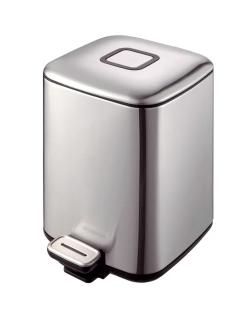 Boheme Q 10948-C Ведро для мусора (Хром)