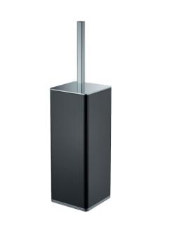 Boheme 10949-B-CR Ершик напольный (хром/черный)