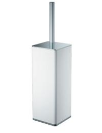 Boheme Q 10949-W-CR Ершик напольный, белый/хром
