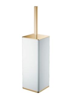 Boheme 10949-W-G Ершик напольный (Белый/золото)