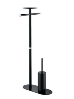 Boheme Q 10953-B-CR Стойка (хром/черный)