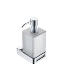 Boheme Q 10957-CR Диспенсер для мыла настенный, хром