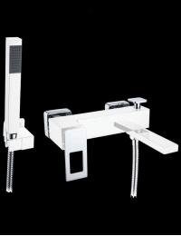 Boheme Q 143-CR Смеситель для ванны, хром