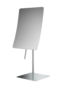 Boheme 507-CR Зеркало косметическое настольное, хром