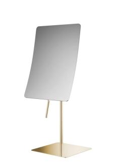 Boheme 507-G Зеркало косметическое настольное (золото)