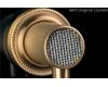 Boheme Royal Crystal 10924-BR Стакан для зубных щеток (Бронза)