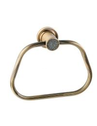 Boheme Royal Crystal 10925-BR Держатель для полотенца кольцо