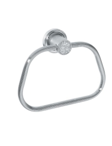 Boheme Royal Crystal 10925-CR Держатель для полотенца кольцо