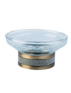 Boheme Royal Crystal 10930-BR Мыльница настольная