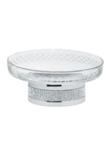 Boheme Royal Crystal 10930-CR Мыльница настольная