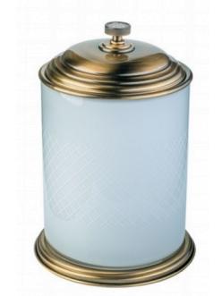 Boheme Royal Crystal 10934-BR Ведро для мусора (Бронза)