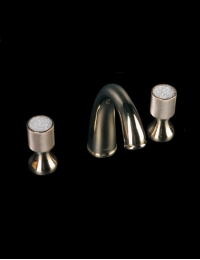 Boheme Royal Cristal 297-CRST Смеситель для раковины на 3 отверстия