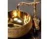 Boheme 862 Раковина накладная (золото)