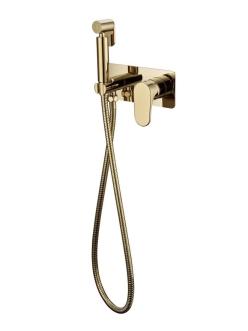 Boheme Spectre 457-G Гигиенический душ однорычажный (Золото)