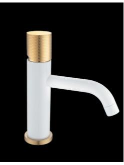 Boheme Stick 121-W Смеситель для умывальника (Белый)