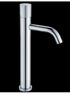 Boheme Stick 122-CR Смеситель для умывальника высокий (Хром)