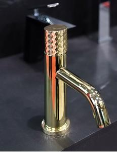 Boheme Stick 121-G Смеситель для умывальника, золото
