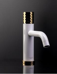 Boheme Stick 121-W Смеситель для умывальника, белый