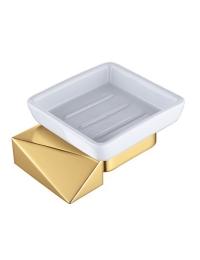 Boheme Venturo 10313-G Мыльница настенная, золото